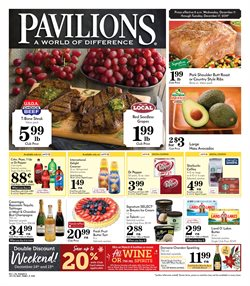 Grocery & Drug deals in the Pavilions weekly ad in Fairfield CA
