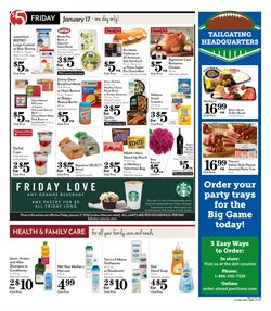 Pavilions deals in the Santa Ana CA weekly ad