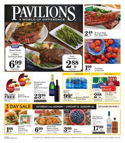 Grocery & Drug deals in the Pavilions weekly ad in Yakima WA