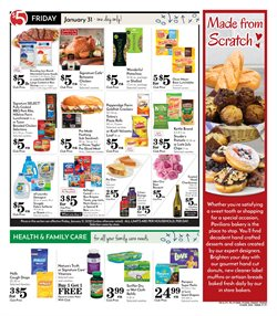 Pavilions deals in the Dallas TX weekly ad