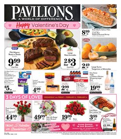 Pavilions catalogue in San Jose CA ( Expires today )