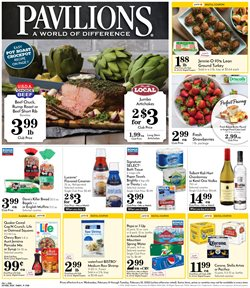 Pavilions catalogue ( Expires today )