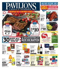 Pavilions catalogue in Chandler AZ ( Expires today )
