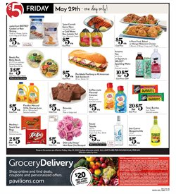 Grocery & Drug offers in the Pavilions catalogue in Sacramento CA ( Expires today )