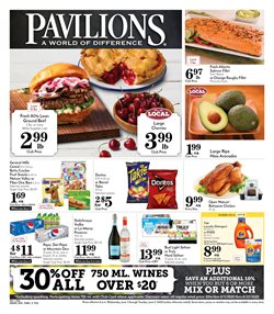 Pavilions catalogue in Mission Viejo CA ( 1 day ago )