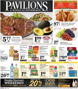 Grocery & Drug offers in the Pavilions catalogue in Hemet CA ( 2 days ago )
