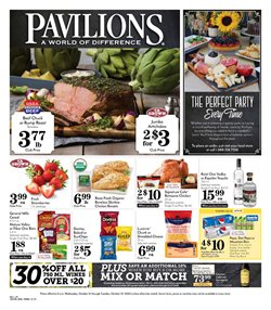 Pavilions catalogue in San Luis Obispo CA ( Published today )