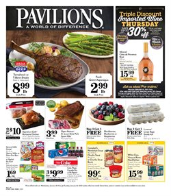 Grocery & Drug offers in the Pavilions catalogue in Spring TX ( Published today )