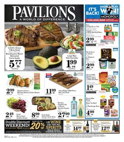 Games deals in Pavilions