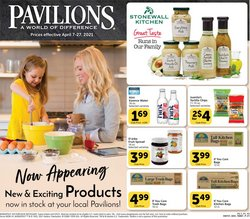 Grocery & Drug offers in the Pavilions catalogue in San Francisco CA ( 3 days ago )