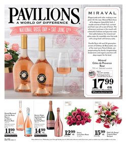 Grocery & Drug deals in the Pavilions catalog ( Expires tomorrow)