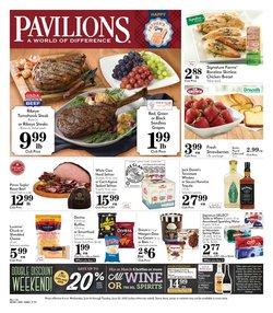Pavilions catalog ( Published today)