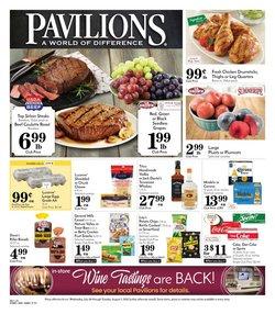 Pavilions deals in the Pavilions catalog ( 5 days left)