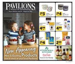 Pavilions deals in the Pavilions catalog ( 26 days left)