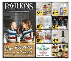 Grocery & Drug deals in the Pavilions catalog ( Expires today)