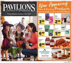 Grocery & Drug deals in the Pavilions catalog ( 2 days left)