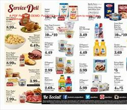 Pavilions deals in the Sterling VA weekly ad
