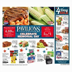 Pavilions deals in the Riverside CA weekly ad