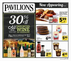 Pavilions deals in the Spokane WA weekly ad