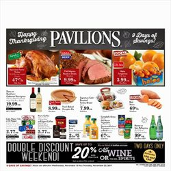 Pavilions deals in the San Jose CA weekly ad