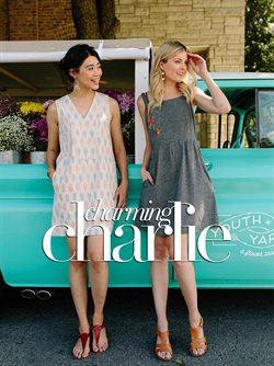 Charming Charlie catalogue in Richardson TX ( More than a month )