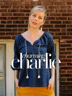 Charming Charlie catalogue ( More than a month )