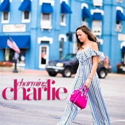 Charming Charlie deals in the Houston TX weekly ad