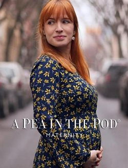 A pea in the pod deals in the New York weekly ad