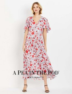 Clothing & Apparel deals in the A pea in the pod catalog ( Expires tomorrow)