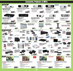 Picture & sound deals in the Micro Center weekly ad in Flushing NY