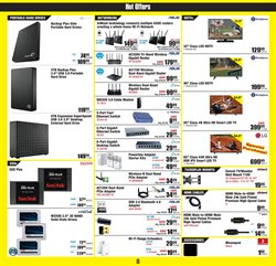 TV deals in the Micro Center weekly ad in New York