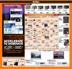 Asus deals in the Micro Center weekly ad in New York