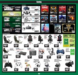 Xbox deals in the Micro Center weekly ad in New York