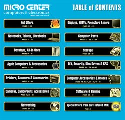 Printer deals in the Micro Center weekly ad in Garden Grove CA