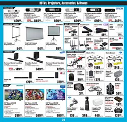 Picture & sound deals in the Micro Center weekly ad in Pontiac MI