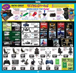 Xbox One deals in the Micro Center weekly ad in New York