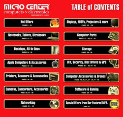 Micro Center deals in the Tustin CA weekly ad