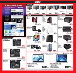 IPad deals in the Micro Center weekly ad in Houston TX