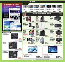 MacBook Air deals in the Micro Center weekly ad in New York