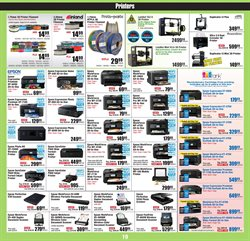 Epson deals in the Micro Center weekly ad in New York