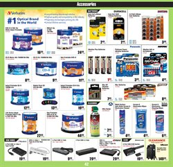 Music deals in the Micro Center weekly ad in New York