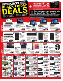 Electronics & Office Supplies offers in the Micro Center catalogue in Lincolnwood IL ( Expires tomorrow )