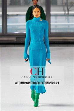 Carolina Herrera catalogue in Houston TX ( More than a month )