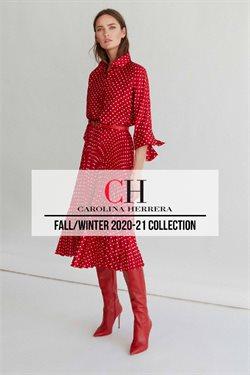 Carolina Herrera catalogue in Dallas TX ( More than a month )