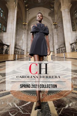 Luxury brands offers in the Carolina Herrera catalogue in Evanston IL ( More than a month )