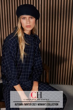 Luxury brands deals in the Carolina Herrera catalog ( More than a month)