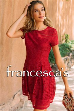 Francesca's deals in the Chicago IL weekly ad