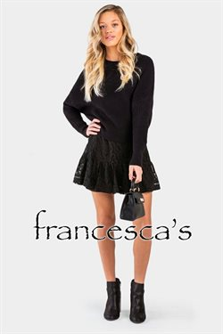 Francesca's deals in the Sugar Land TX weekly ad