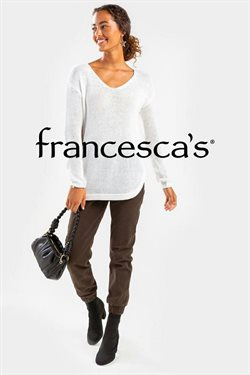 Francesca's catalogue in Sugar Land TX ( Expired )