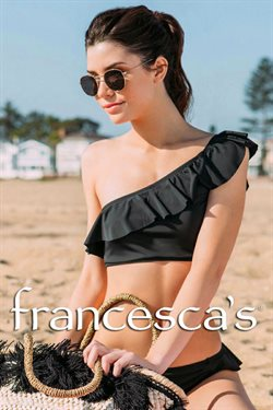 Westfield South Shore Mall deals in the Francesca's weekly ad in Bay Shore NY